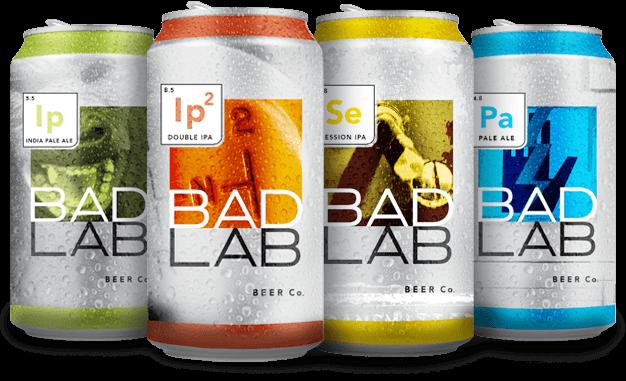 Bad Lab Beer Co. 1