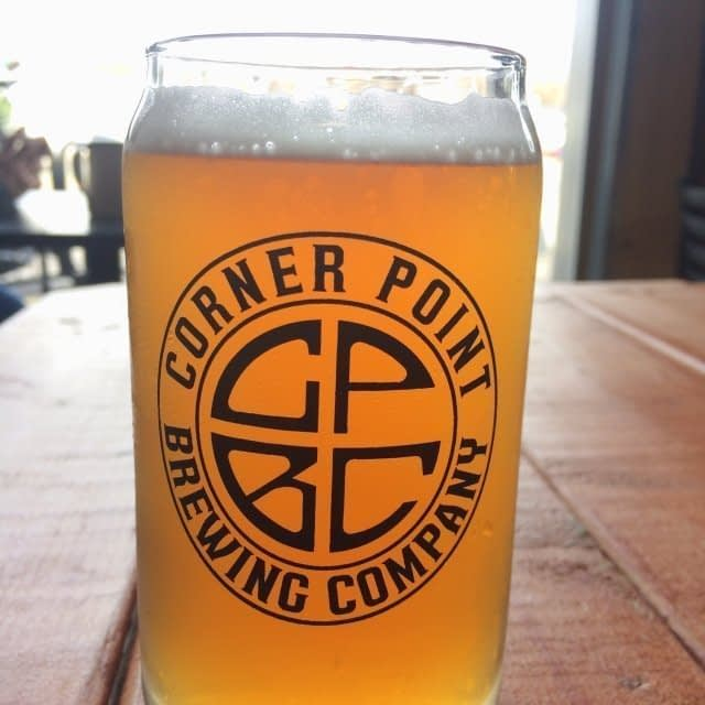 Corner Point Brewing 1