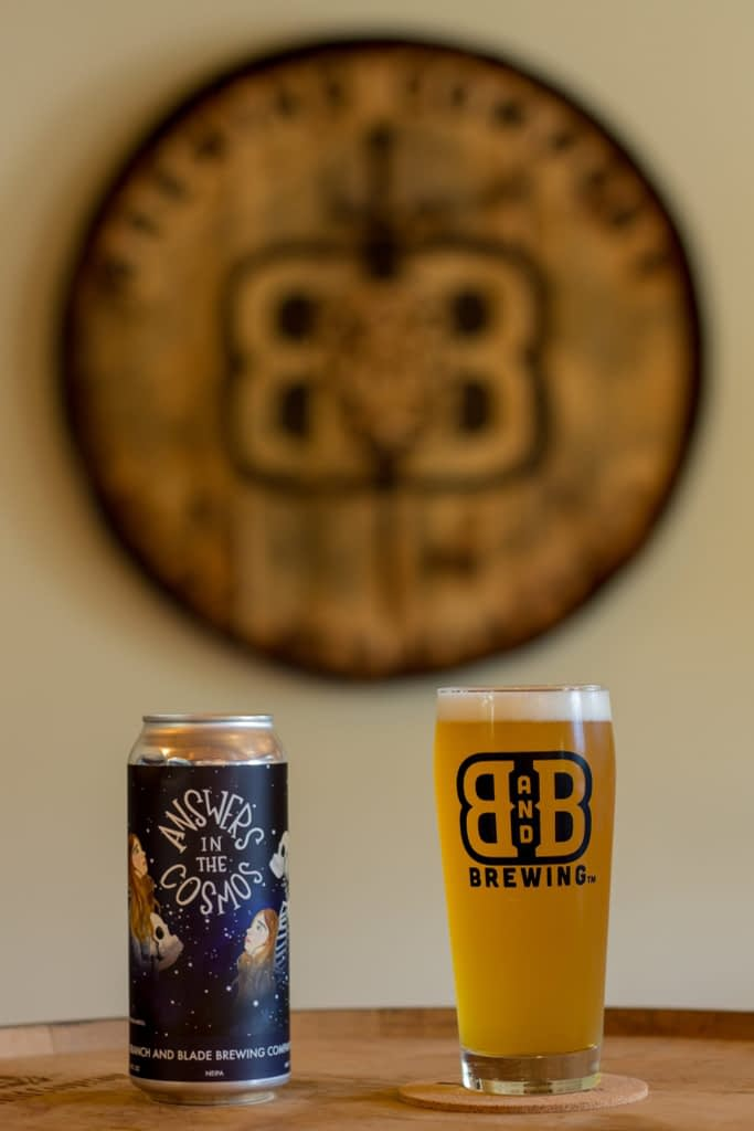 Branch and Blade Brewing 1